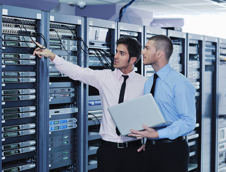 Veteran IT Career Options: Network Administrator